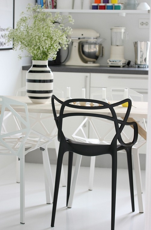 #Black - Masters by Philippe Starck