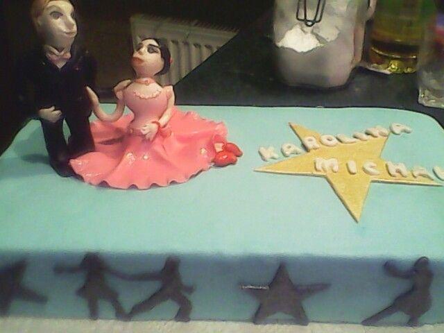 Tort dla tancerzy