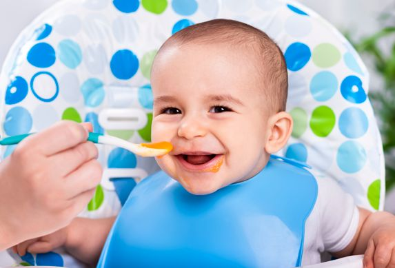 ¡Nuevos alimentos para tu bebé!