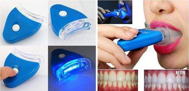 White Light - это белые и здоровые зубы!