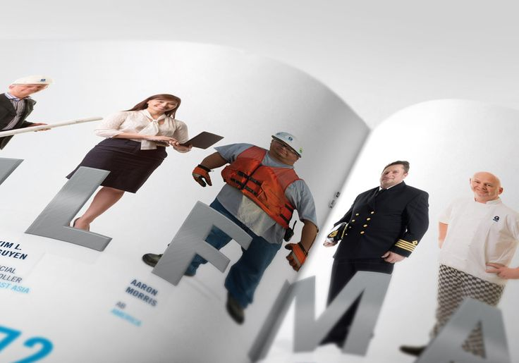Imajica GulfMark Annual Report