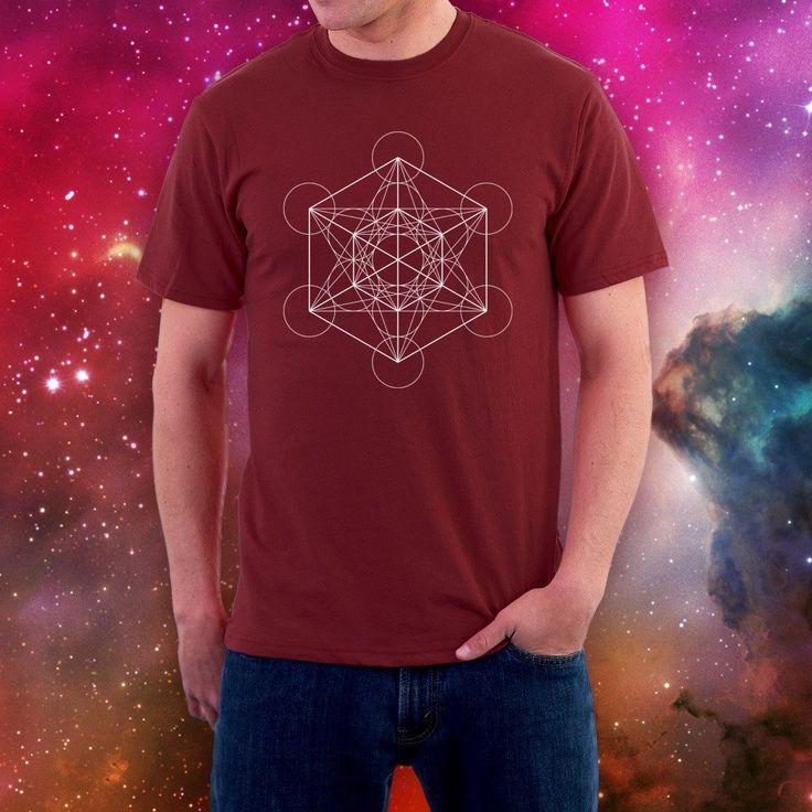 Metatron's Cube Short Sleeve Tee