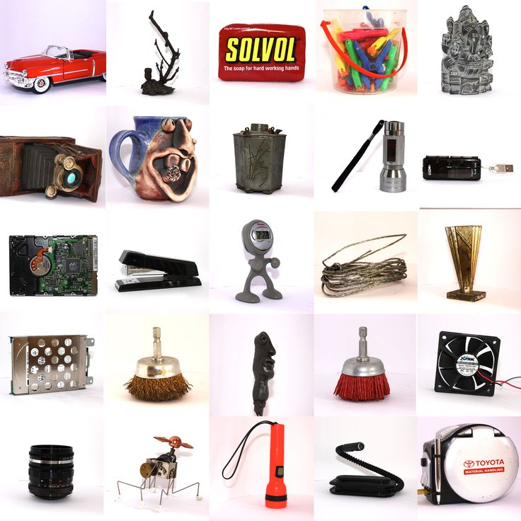 25 Objects