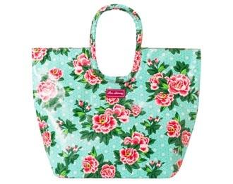 Lou Harvey - Beach Bag - Small - Peony
