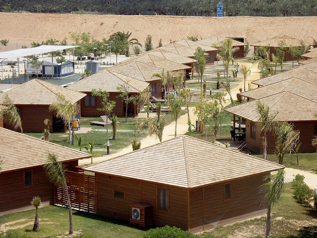 Bungalows by Camping Marjal Costa Blanca, via Flickr