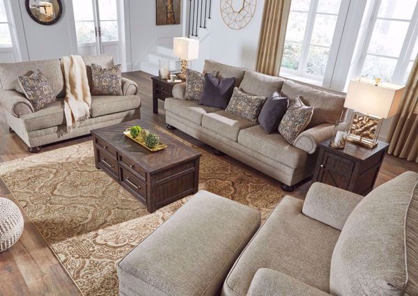 Kananwood Sofa Set Tan Leather Living Room Set Sofa Set Couch And Loveseat Couch and oversized chair set