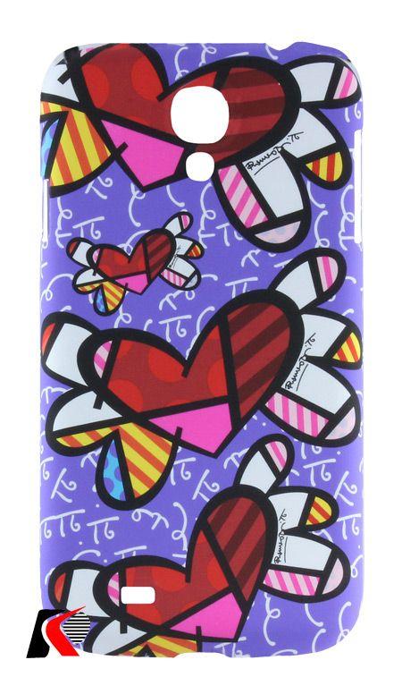 Luxo Pablo Picasso serisi, Samsung Galaxy S4 Kalpler Desenli Kılıf