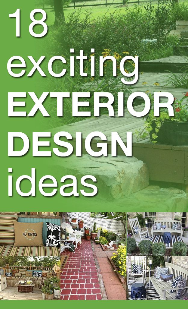 Exterior Exciting Exterior Home Design With 32x74: 1000+ Images About Outdoor Furniture On Pinterest