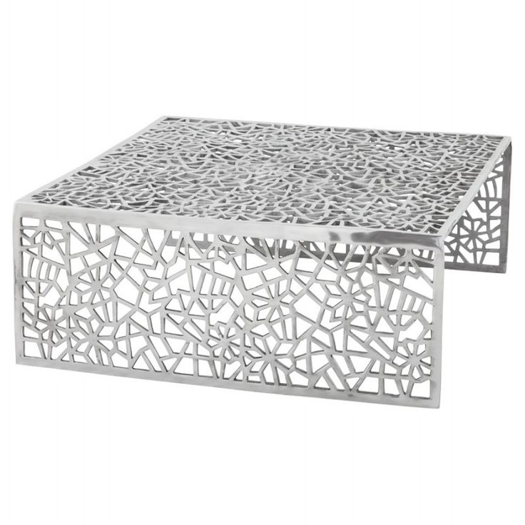 Table Basse Metal Design