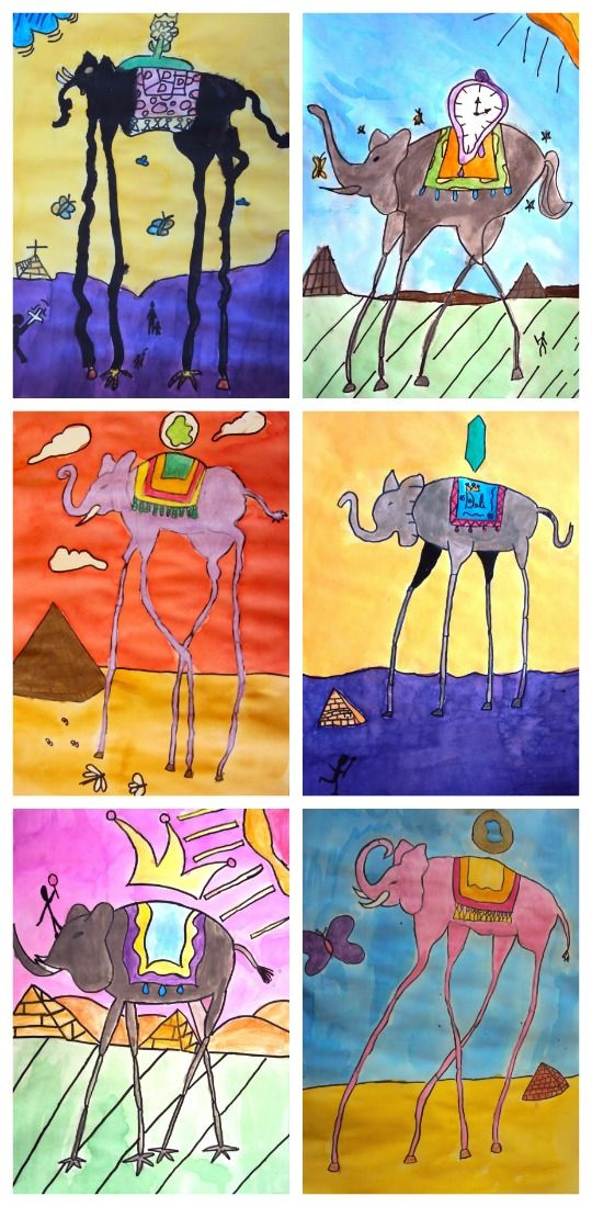 elefants delinians