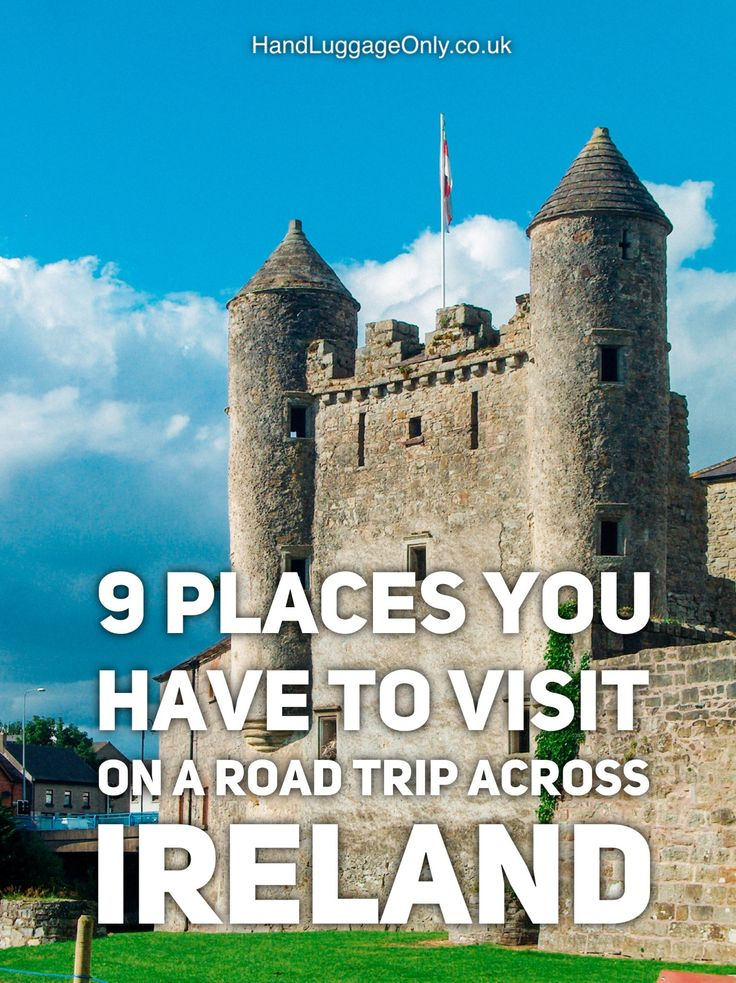 9 Places You Have To Visit On A Road Trip Across Ireland - Hand Luggage Only - Travel, Food & Photography Blog