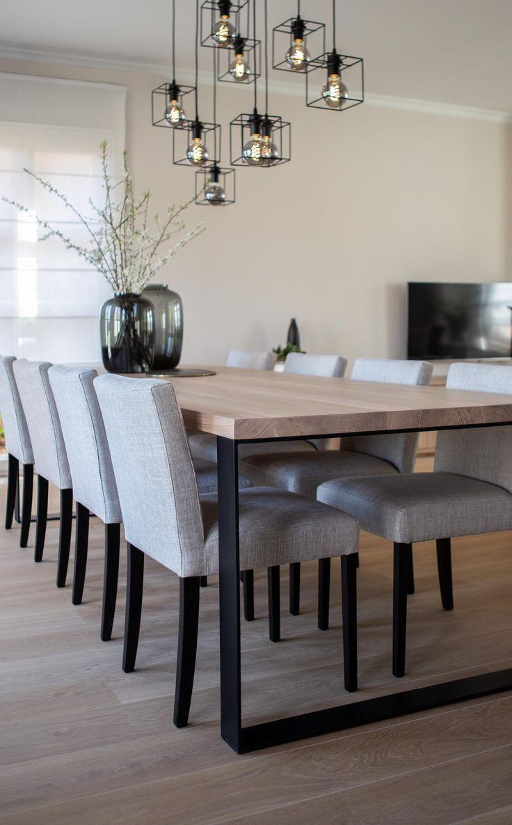 Elegant Dining Room, Charrell Dining Room Chair