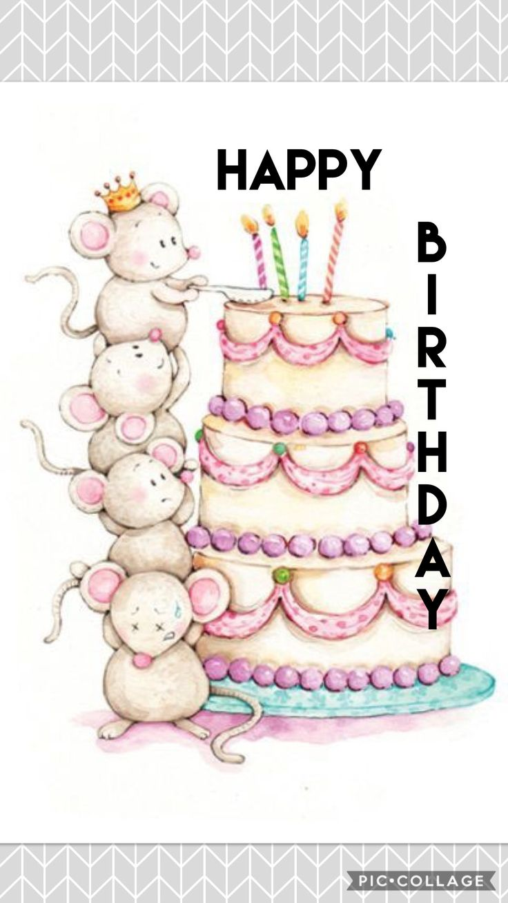 77 Best Happy Birthday Greetings Images On Pinterest Birthdays