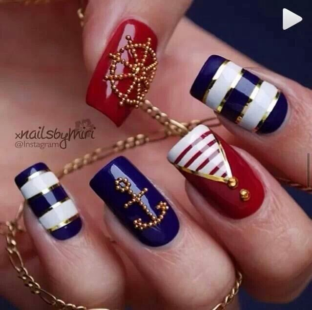 This nail art tutorial will show you how to create a quilted nail art design using acrylic paint. Description from amazingnailart.org. I searched for this on bing.com/images