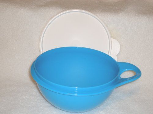 Lots of BLUE and Purple Tupperware coming out in Mid March!