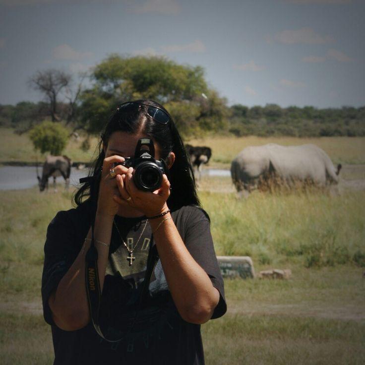 Rhino Sanctuary Botswana