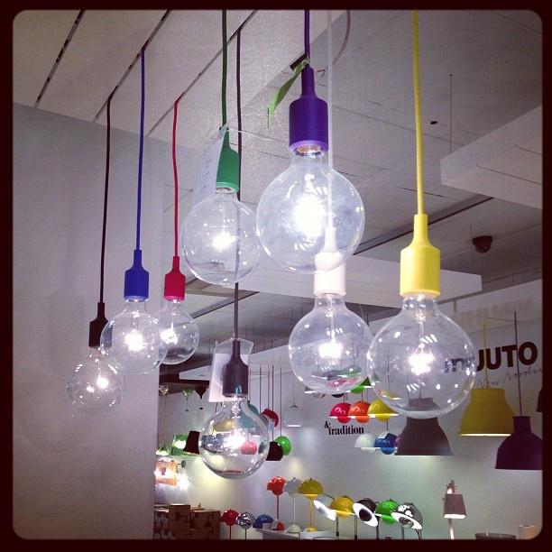#e27 #pendant #lamps Pinned from #webstagram, photo by @Katrine Kjølseth