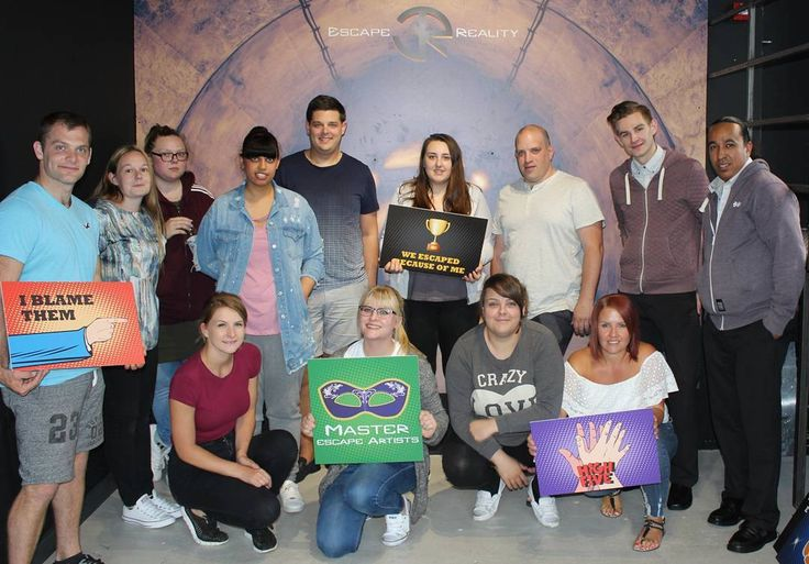 THESE AMAZING GROUPS MANAGED TO ESCAPE FROM BANK JOB, ENIGMISTA AND HOSTEL!  #leicester #social #entertaintment #escaperoom #escapereality #happy #puzzle #escape #friends #family #amazing #horror #games #adventure #student #hostel #alcatraz #jungala #sairento #bankjob #enigmista #escapereality http://butimag.com/ipost/1555910732125847685/?code=BWXtJE6lECF