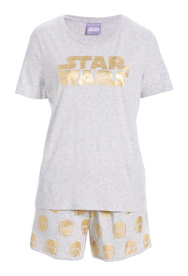 This Star Wars x Peter Alexander Sleepwear Is Stylish And Comfy