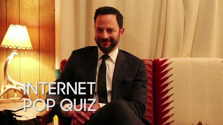 Internet Pop Quiz with Nick Kroll - Tonight Show