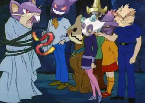 'And I would've gotten away with it too if it wasn't for you meddling ghosts!' https://i.redd.it/em8789mvzquy.png #games #gaming #pokemon #PokemonGO #anipoke #ポケモン #Nintendo #Pikachu #PokemonXY #3DS #anime #Pokemon20