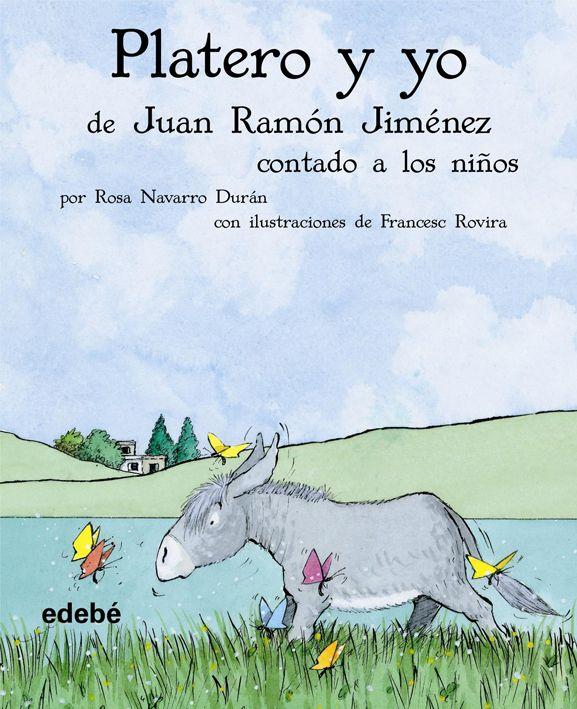 Platero y yo contado a los niños. Rosa Navarro - 9788423686278