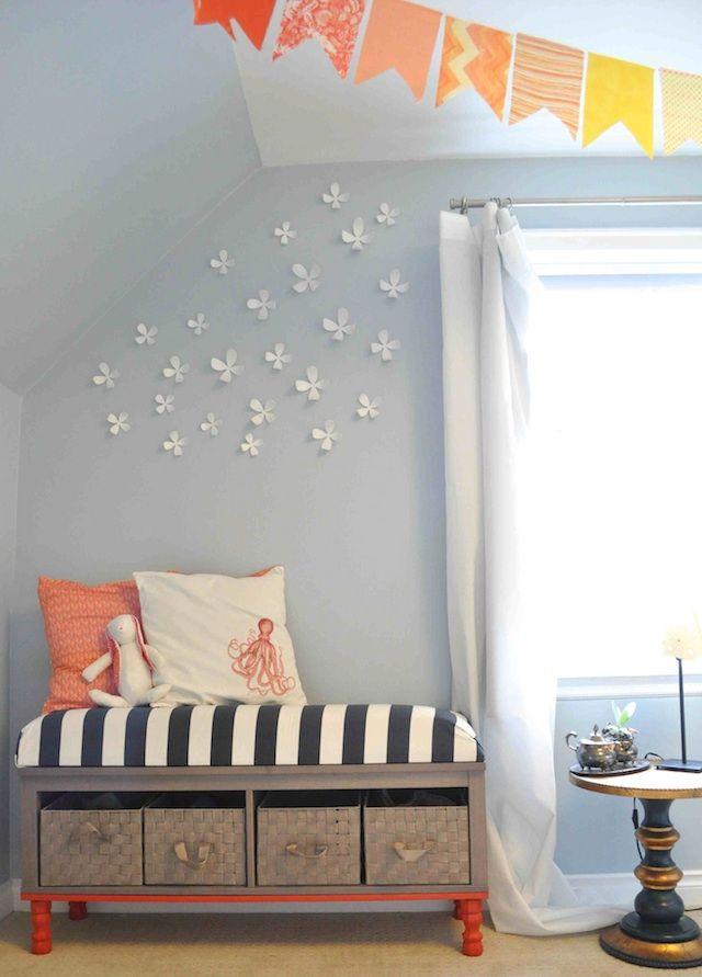 Hemnes Bridging Wall Shelf Bench/Toy Storage - IKEA ...