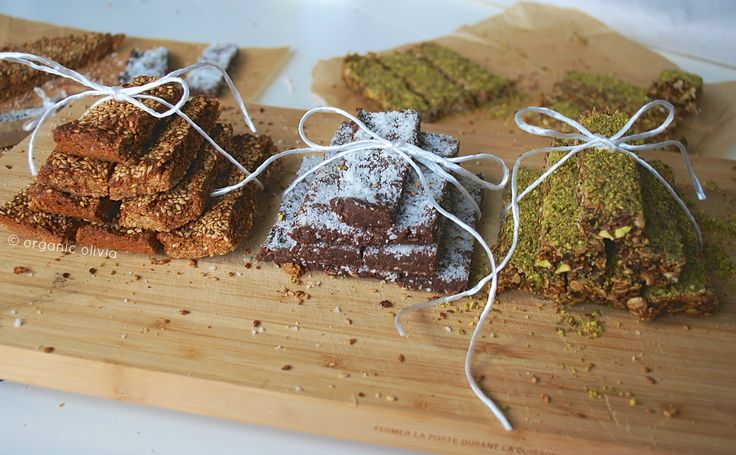 3 Amazing energy bars you can make at home!