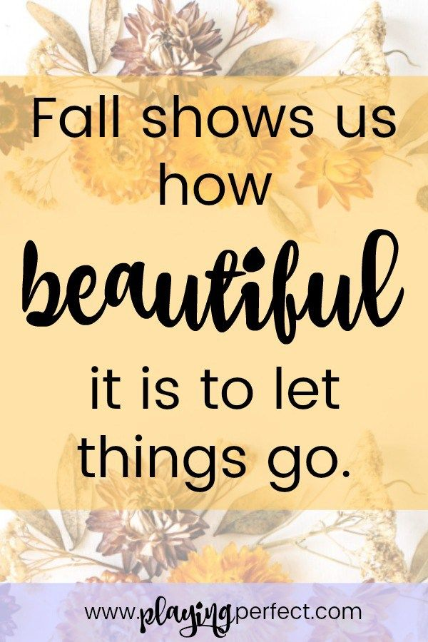 Fall can be a great time to let go of hurtful pasts, unnecessary tasks, and unfulfilled hopes. This fall, focus on what is beautiful and let the rest fall away. One of the things you can absolutely control is your blogging! Take your blogging to a new level this autumn by making the best fall blog posts ever! To help you out, here are 200 fall blog post ideas sure to keep you writing all season long! Happy fall! FREE printable! | playingperfect.com