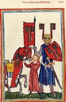 """The """"Chronicles of Ernoul"""" is one of the most important sources about events in the Holy Land at the end of the 12th century. But we know almost nothing about """"Ernoul"""" except that he described himself as a """"servant"""" of Balian d'Ibelin. Find out more..."""