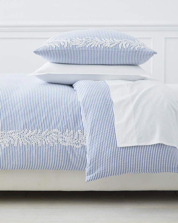 Serena Lily Westport Duvet Cover Coastalbedrooms Bedding Sets Bed Coastal Bedrooms