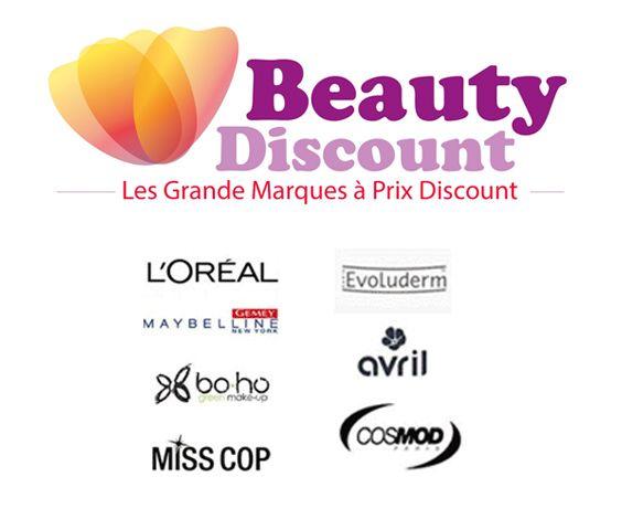 Le site Beauty Discount propose un large choix de cosmétiques de grandes marques, du maquillage et des produits de beauté pas cher à prix discount.