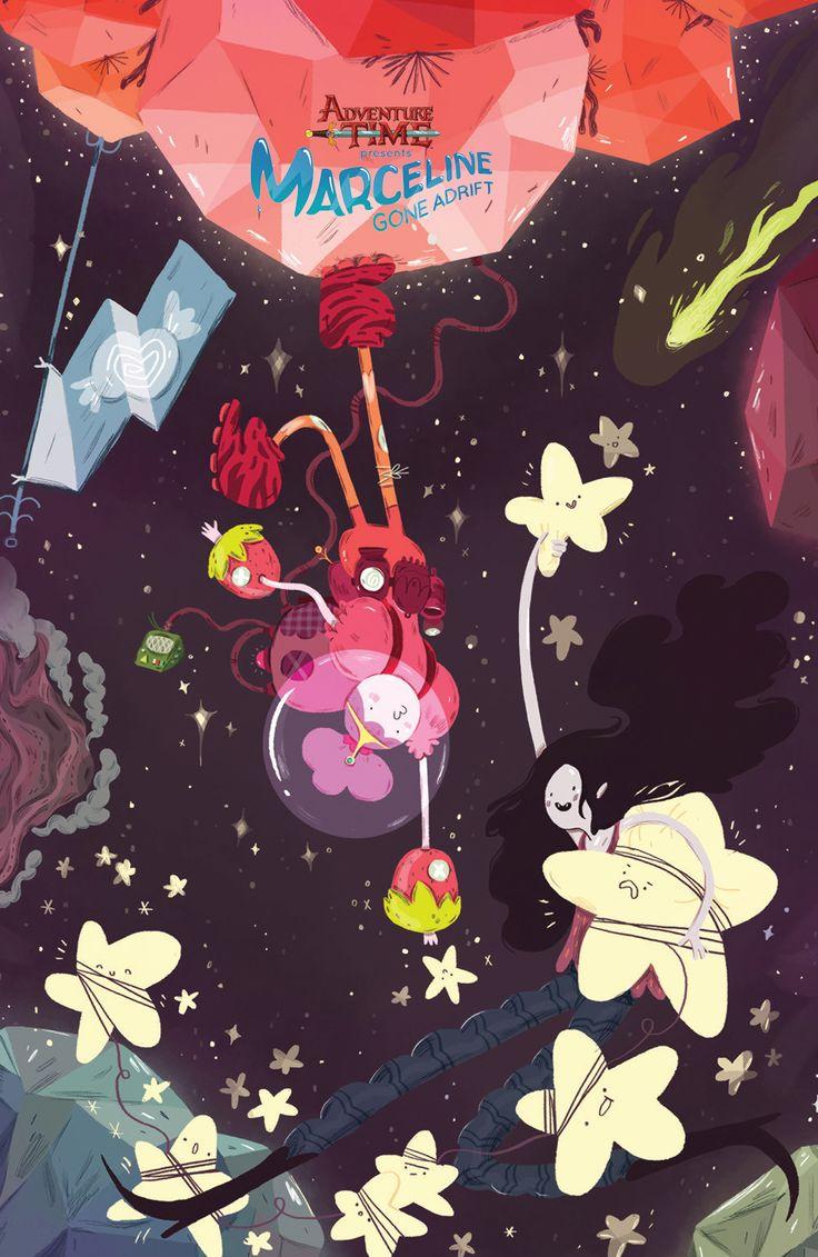 Adventure Time Marceline Gone Adrift 04