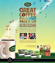 Green Mountain Coffee Begins Fair Trade Campaign