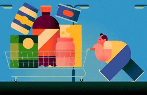 One for Atlanta Magazine about a possible connection between rising obesity rates and so-called big-box stores, the likes of Costco and Walmart.I don't know that I agree with the conclusions reached in the study, which seems to drawn a direct line between abundance and over-indulgence while making no mention of poverty, nutrition education, food deserts, or the culpability of the stores and food manufacturers. Oh well.
