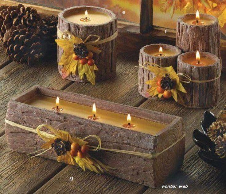 Original DIY with wood! Originale fai da te con il legno!  www.monterosawicks-store.com