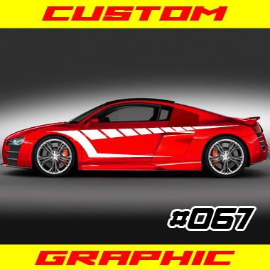 Best Racing Stripes Images On Pinterest Racing Stripes - Truck decal graphicstruck and vehicle decal graphic design stock vector image