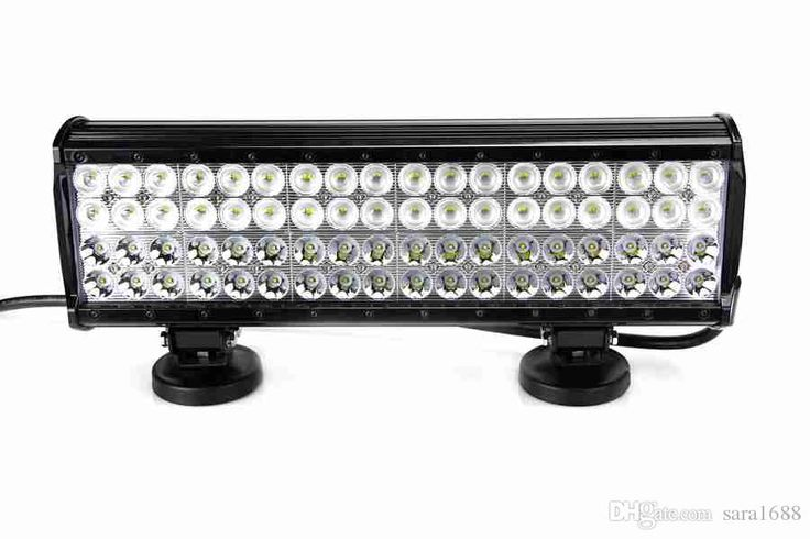 high power cree led light bar, 17 inch 216 w four rows cree off road led light bar, auto led work light bar - $670.99