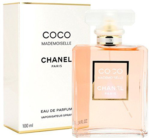 2932c5574 awesome Chanêl Coco Mademoiselle Eau De Parfum Spray, for Woman EDP 3.4 fl  oz, 100 ml