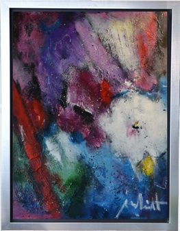 80 x 60 cm   abstract art by Paul Smidt www.paulsmidt.nl