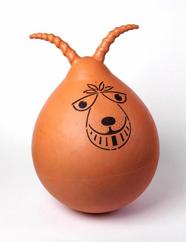 hours spent bouncing up and down the lawn on a space hopper .. I didn't realise it was so hard until I tried as an adult .. !!