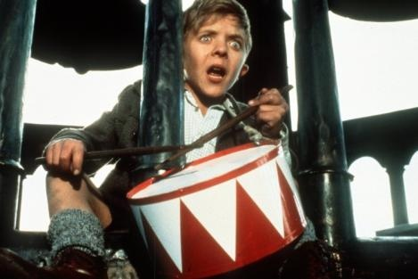 The Tin Drum (Die Blechtrommel). A 1979 film adaptation of the novel of the same name by Günter Grass.