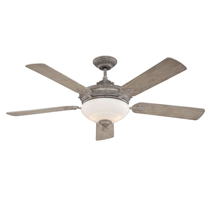Now available in a weathered Aged Wood finish, the Savoy House Bristol is an excellent choice for elegant and stylish ceiling fans with integrated lighting. Subtle yet stylish adornments decorate each