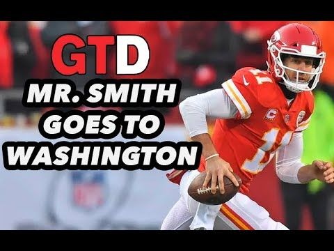 2018 Fantasy Football: Alex Smith Traded To Redskins, What's Going on With Kirk Cousins?   GTD