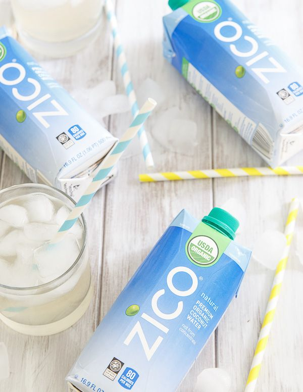 5 Reasons You Should Be Drinking More Coconut Water