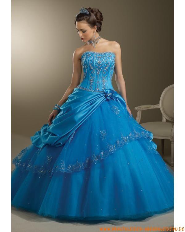 Die besten 25+ Abendkleid lang blau Ideen auf Pinterest ...
