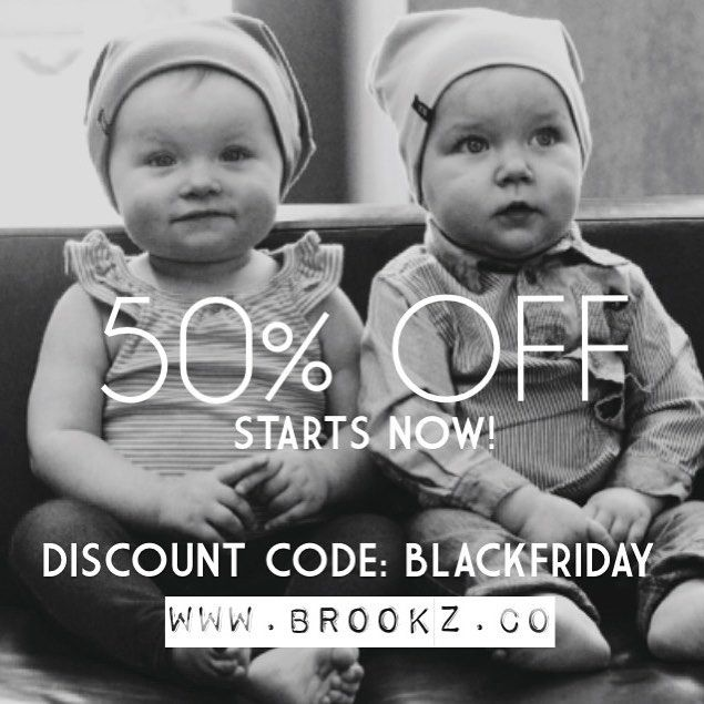 50% OFF OF EVERYTHING STARTS NOW! Now until November 30th Moccasins, beanies, bowties, and bibdanas are 1/2 OFF! Don't forget to use discount code: blackfriday ✖️www.brookz.co✖️ And a little flash back of this cute duo Leo and his best bud Charlie, can't believe how tiny they were! Thanks for the pic of your little lady @dayna_gord