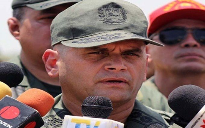 Almirante Ceballos del Ceofanb llamó a dejar a la gente votar