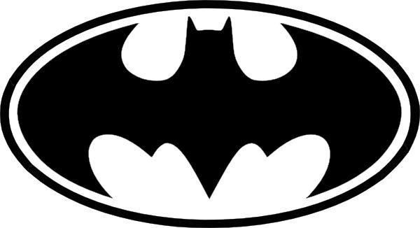 Batman Logo Clip Art at Clker.com - vector clip art online ... - ClipArt Best - ClipArt Best