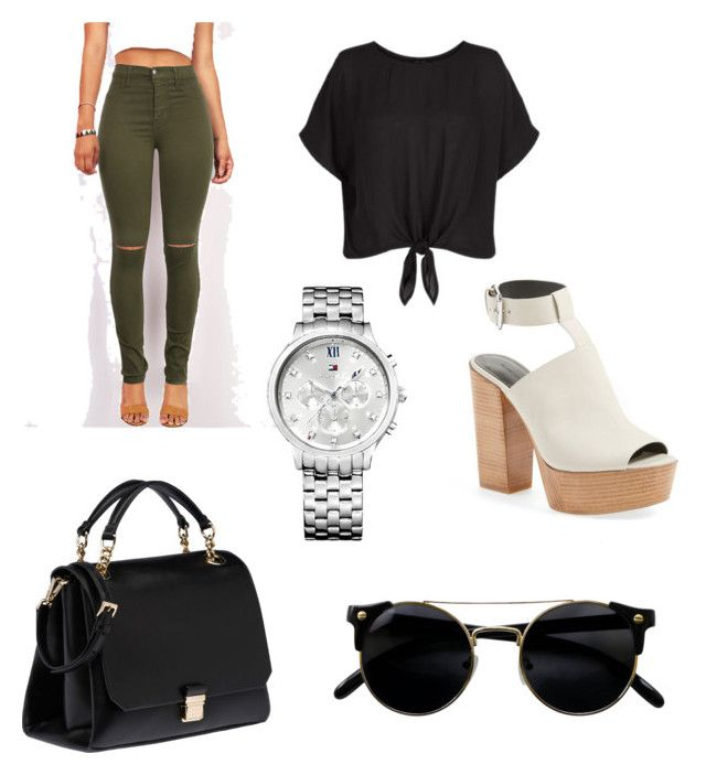 """Untitled #5"" by x-anna-a on Polyvore featuring Rebecca Minkoff, Miu Miu and Tommy Hilfiger"